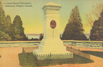 (Thumbnail) Laura Secord Monument, Queenston Heights, Canada (image/jpeg)