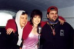 (Thumbnail) Canadian country music performer Patricia Conroy - Scenic Tunnel Niagara Falls (image/jpeg)