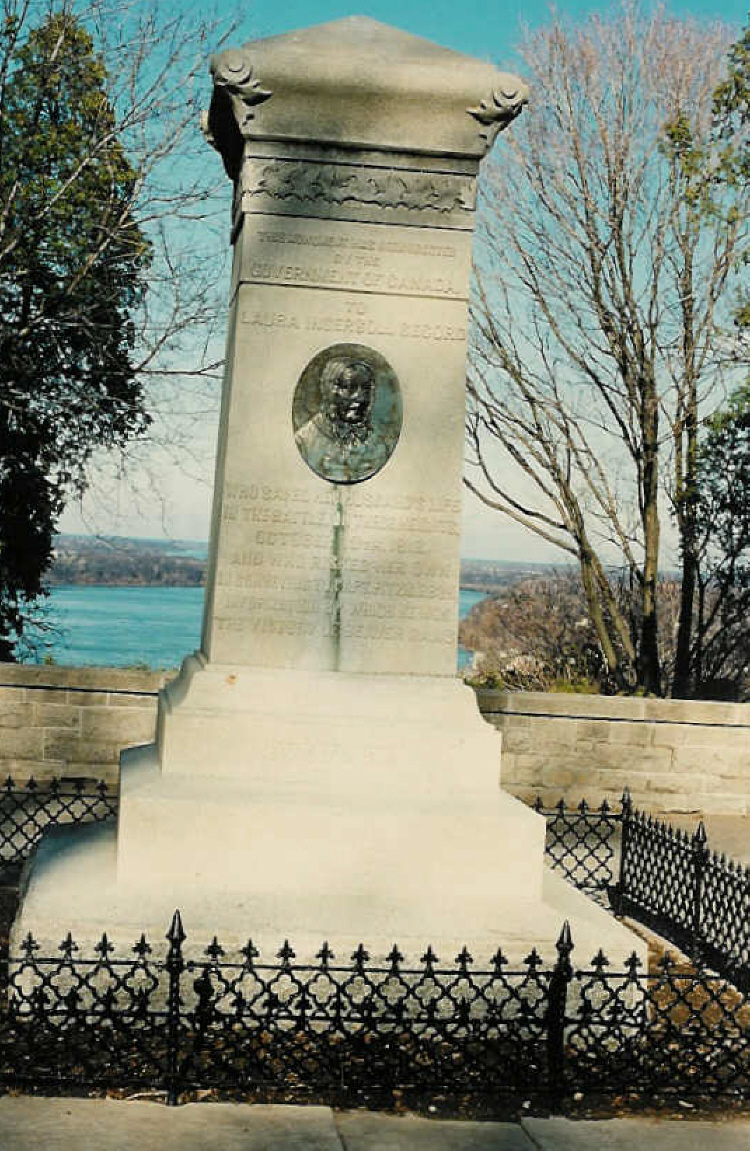 Laura Secord Monument - Queenston Heights (image/jpeg)