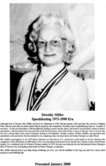 (Thumbnail) Niagara Falls Sports Wall of Fame -Dorothy Miller speedskating 1971-1990 era (image/jpeg)