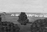 (Thumbnail) Camp Niagara and Overseas Forces with Fort Mississauga on the Left (image/jpeg)