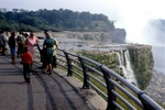 (Thumbnail) Dewatered American Falls from Prospect Point (image/jpeg)