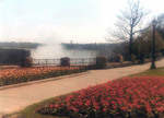 (Thumbnail) Horseshoe Falls viewed from Queen Victoria Park in Spring (image/jpeg)