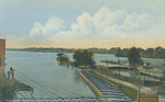 (Thumbnail) Canadian Henley Regatta Course and Grand Stand Port Dalhousie Ont [Ontario] (image/jpeg)