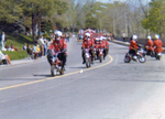 (Thumbnail) Blossom Festival Parade - motor bike riders on River Road (image/jpeg)