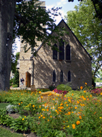 (Thumbnail) City of Niagara Falls Summer Trillium Awards - First place Churches - Christ Church Anglican on Zimmerman Avenue (image/jpeg)