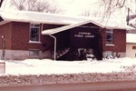 (Thumbnail) Niagara Falls Public Library - Chippawa Branch viewed from outside prior to being enlarged (image/jpeg)