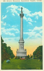 (Thumbnail) Brock's Monument, Queenstown [sic] Queenston Heights, Canada (image/jpeg)