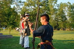 (Thumbnail) Battle of Chippawa Commemorative Service, 2011 - Contingent Soldiers (image/jpeg)