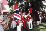 (Thumbnail) Ceremony for the unveiling of the Lundy's Lane Battlefield Commemorative Wall (image/jpeg)
