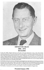 (Thumbnail) Niagara Falls Sports Wall of Fame - Ernest Buckley 1896 - 1972 Builder era 1931 - 1950 (image/jpeg)