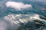 (Thumbnail) Aerial View of the Upper Niagara River, Goat Island and Horseshoe Falls (image/jpeg)