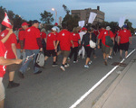 (Thumbnail) The Battle of Lundy's Lane 200th Anniversary Commemorative Event - British Marchers, 07 (image/jpeg)