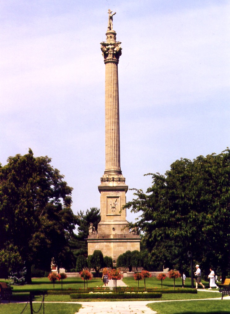Queenston Heights - Brock's monument - tribute to Sir Isaac Brock (image/jpeg)