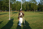 (Thumbnail) Battle of Chippawa Commemorative Service, 2011 - Contingent soldier (image/jpeg)
