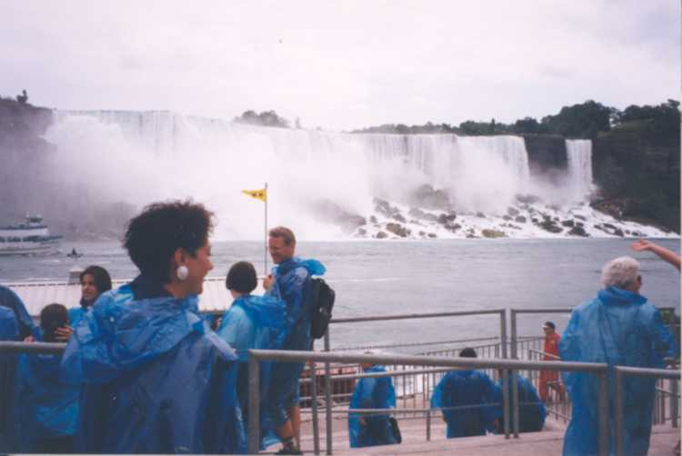 American Falls from the Maid of the Mist's Docking Station (image/jpeg)