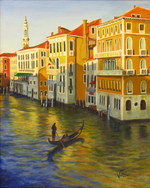 (Thumbnail) An Afternoon in Venice (image/jpeg)