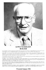 (Thumbnail) Niagara Falls Sports Wall of Fame - Lewis Nicholson Builder era 1951 - 1970 (image/jpeg)