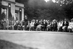 (Thumbnail) 1939 Royal Tour - dignitaries waiting for King George VI & Queen Elizabeth (image/jpeg)