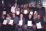 (Thumbnail) 15th annual Sports Wall of Fame Induction Ceremony - McRae's Senior A Fastball Team 1974 (image/jpeg)