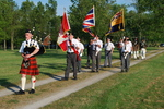 (Thumbnail) Battle of Chippawa Commemorative Service, 2011 - Contingent marching to Battlefield (image/jpeg)
