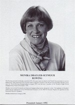 (Thumbnail) Niagara Falls Sports Wall of Fame - Monika Draeger-Seymour Rowing (image/jpeg)