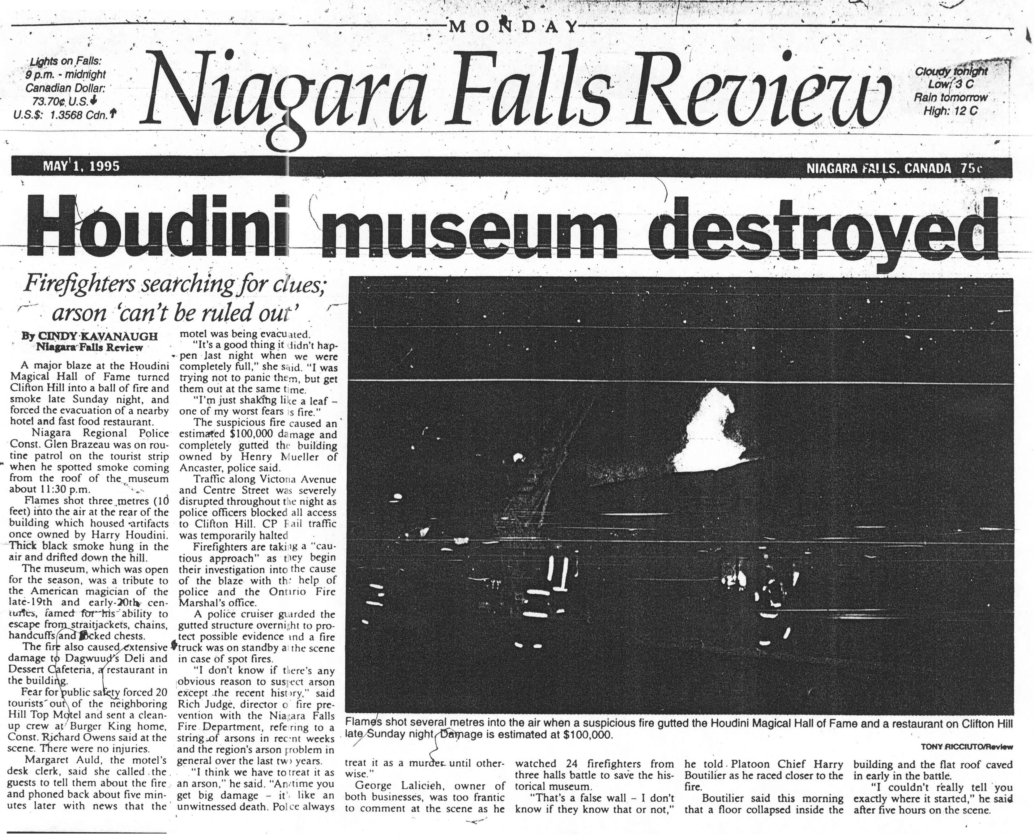 Houdini museum destroyed Sect A (image/jpeg)
