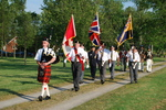 (Thumbnail) Battle of Chippawa Commemorative Service, 2011 - Contingent Marching to the Battlefield (image/jpeg)