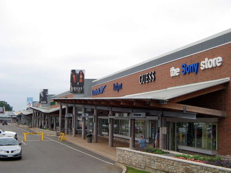 Sony outlet store is in Canada One Factory Outlets located on Lundy's Lane, Niagara Falls, Ontario, L2H 1G8, Canada. Information about location, shopping hours, contact phone, direction, map and .