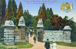 (Thumbnail) Entrance to Queenston Heights Park Canada site of famous battle October 13 1812 (image/jpeg)