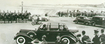 (Thumbnail) 1939 Royal Tour - King George VI &amp; Queen Elizabeth, the Royal Motorcade at the Horseshoe Falls in Niagara (image/jpeg)