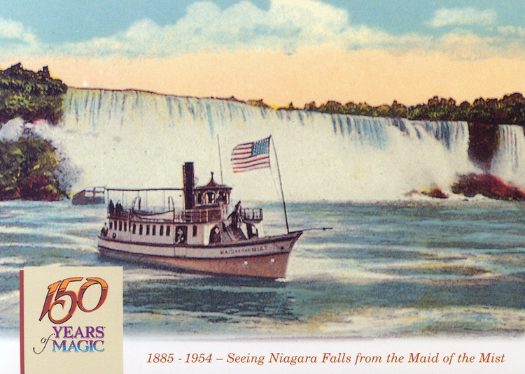 1885-1954 - Seeing Niagara Falls from the Maid of the Mist (image/jpeg)