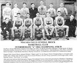 (Thumbnail) Niagara Falls Sports Wall of Fame - General Brock Basketball Club 1938 - 1939 (image/jpeg)