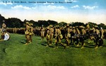 (Thumbnail) CEF [Canadian Expeditionary Forces] on route march. Leaving Queenston Heights for Niagara Camp (image/jpeg)
