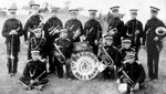 (Thumbnail) Chippawa Band attending Niagara Camp as the 2nd Dragoon Regiment Band (image/jpeg)