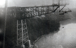 (Thumbnail) Cantilever & Michigan Central Railway Bridge [MCRR] construction at Niagara Falls (image/jpeg)