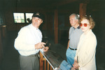 (Thumbnail) Former President Jimmy Carter and his wife Rosalynn at Inniskillin Winery (image/jpeg)