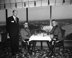 (Thumbnail) RCMP Officers in the Dining Room of the Seagram Tower (image/jpeg)