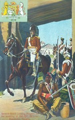 (Thumbnail) General [Sir Isaac] Brock leaving Niagara on the morning of Oct [October] 13th 1812 for Queenston Heights (image/jpeg)