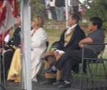 (Thumbnail) The Battle of Lundy's Lane 200th Anniversary Commemorative Event - Dignitaries, 02 (image/jpeg)