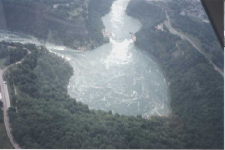 Aerial view of the Whirlpool Rapids (image/jpeg)
