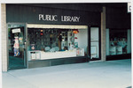 (Thumbnail) Niagara Falls Public Library - Stamford Branch viewed from the outside (image/jpeg)