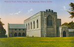 (Thumbnail) Memorial Chapel Ridley College St Catharines Ontario Canada (image/jpeg)