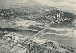 (Thumbnail) Aerial View of the Proposed location of the Niagara Falls Observation Bridge (image/jpeg)