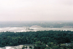 (Thumbnail) Aerial of the Upper Niagara River and Goat Island taken from the Flight of Angels Balloon Ride (image/jpeg)