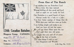 (Thumbnail) 134th Canadian Battalion, Niagara Camp, Canada Postcard (image/jpeg)