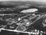 (Thumbnail) Aerial View of  what could be B. F. Goodrich Chemical Plant (image/jpeg)