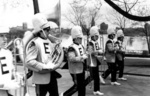 (Thumbnail) High School Marching Band in a parade through Queen Victoria Park, American Falls in background (image/jpeg)