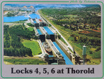 (Thumbnail) Locks 4, 5, 6 at Thorold, Ontario, Canada (image/jpeg)