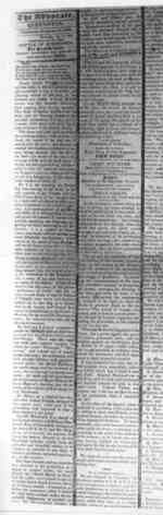 (Thumbnail) Newspaper Clipping, re: Anniversary of the Battle of Queenston (image/jpeg)